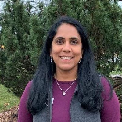 Headshot of Jayashree Bala