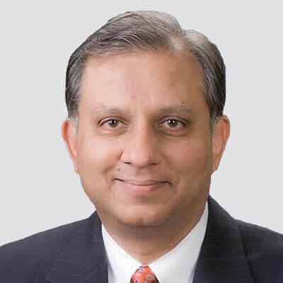 Umesh Kurpad, CFO