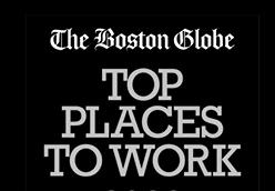 logo - The Boston Globe - Top Places to Work